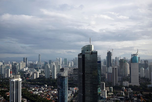 Indonesia's central bank forecasts growth at 5 percent in Q1 hinh anh 1