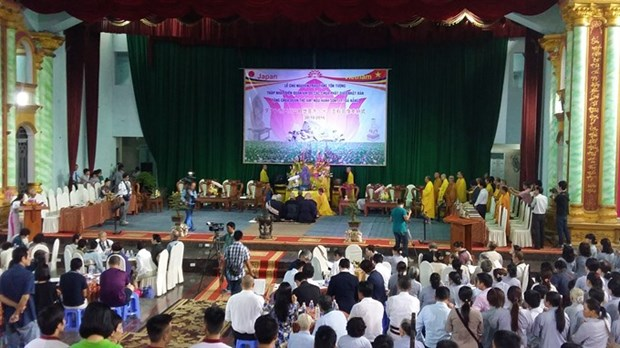 Marble Mountain to host popular Buddhist fest hinh anh 1