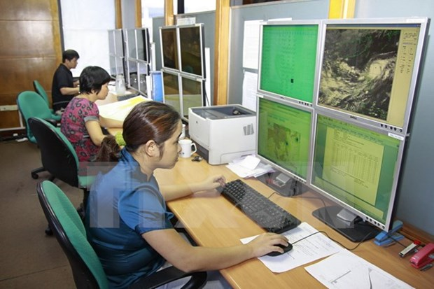 Finnish-fund project enhances storm-forecasting capacity of radar station hinh anh 1