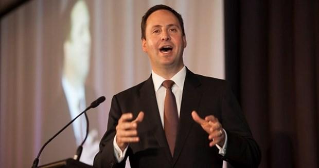Australian minister applauds Vietnam's economic reforms hinh anh 1