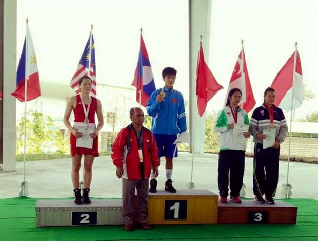 Boxers win six medals at regional boxing championship hinh anh 1