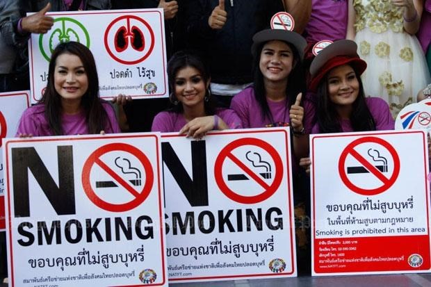 Thailand approves tobacco control law hinh anh 1