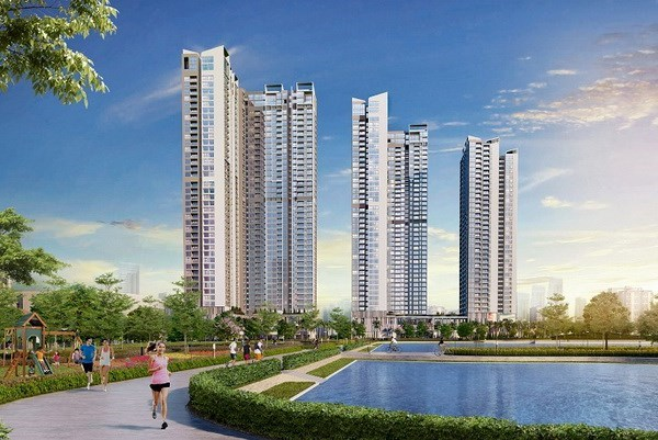Real estate transactions stall in February hinh anh 1