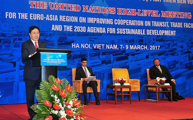 Vietnam commits to 2030 Agenda for sustainable development hinh anh 1