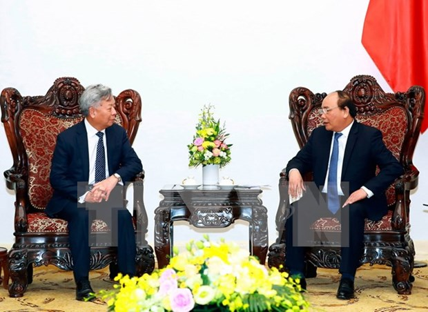 Vietnam to do utmost to support AIIB's activities, PM says hinh anh 1
