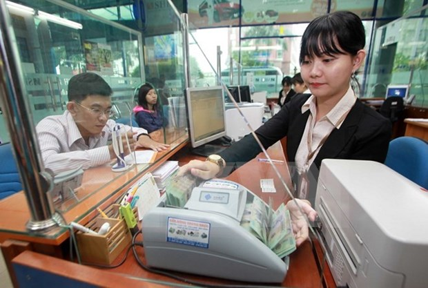 Reference exchange rate stays flat hinh anh 1