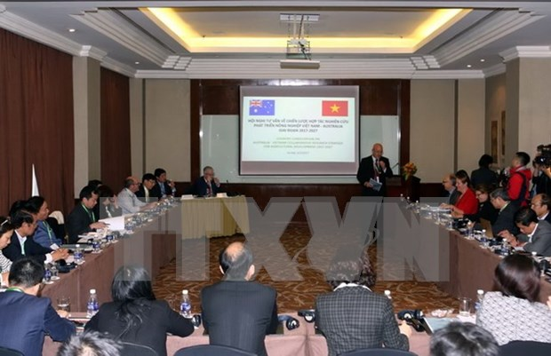 Vietnam, Australia boost agricultural cooperation hinh anh 1