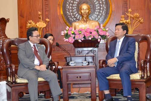 HCM City eyes more investment from Japan hinh anh 1