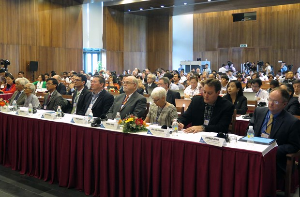 Conference gathers int'l scientists to address pollution hinh anh 1