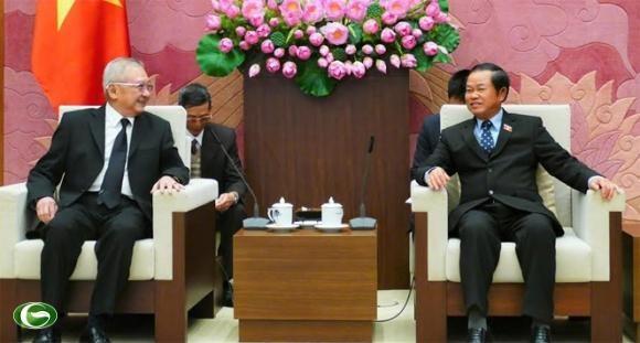 Vietnam, Thailand enjoy growing friendship hinh anh 1