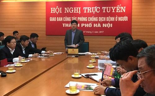 Hanoi launches hotline for H7N9 avian flu prevention hinh anh 1