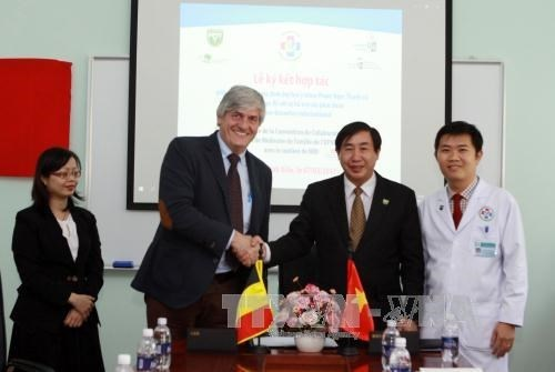 Belgian university backs Vietnam's family medical practice training hinh anh 1