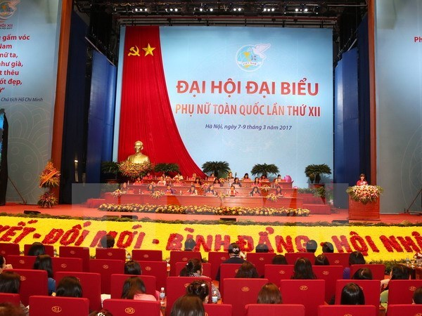 National Women's Congress talks improving vocational training hinh anh 1