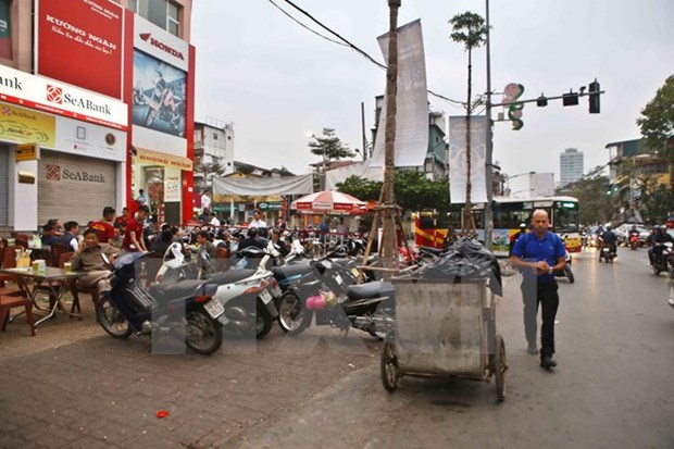 Hanoi offers incentive for home-based parking services hinh anh 1