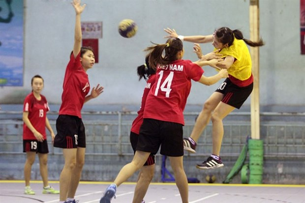 Vietnam to participate in handball championship hinh anh 1