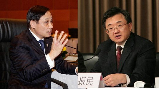 Vietnam, China hold regular deputy foreign ministers' meeting hinh anh 1