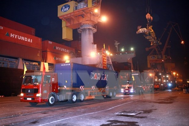 Vietnam to accelerate development of logistics services hinh anh 1