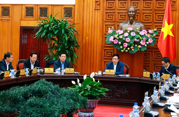 Integration generates practical benefits: Deputy PM hinh anh 1