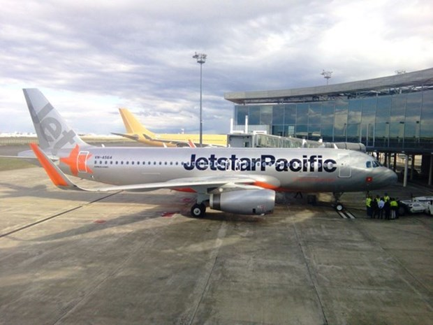 Jetstar Pacific to source A320 components from AFI KLM E&M hinh anh 1