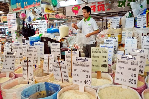 Thailand aims to increase export growth by 5 percent this year hinh anh 1