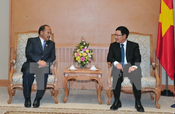 Deputy PM hopes for stronger Vietnam-Nepal cooperation hinh anh 1