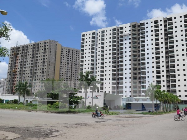 Real estate market sees slow decline in inventories hinh anh 1