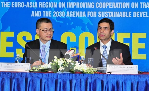 Vietnam active at UN high-level meeting for trade facilitation hinh anh 1