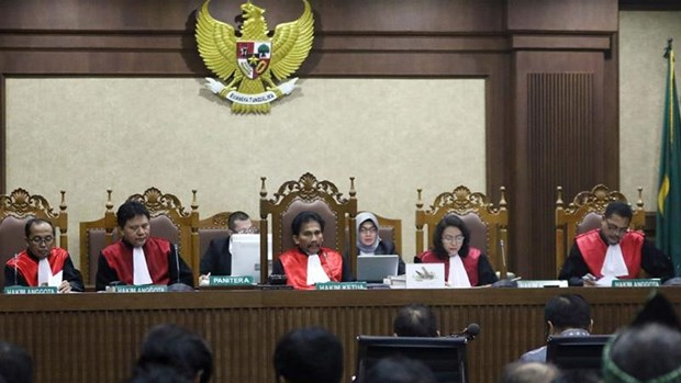 Indonesia: Politicians caught up in corruption scandal hinh anh 1