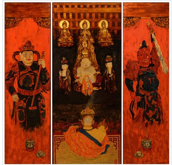 Exhibition celebrates Mother Goddesses Worship hinh anh 3
