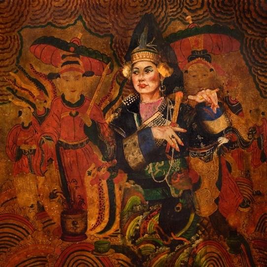 Exhibition celebrates Mother Goddesses Worship hinh anh 1