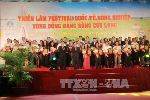 International Mekong Delta agriculture festival opens hinh anh 1