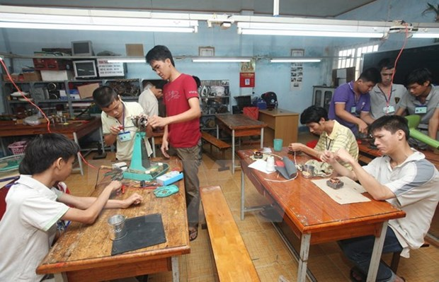 Norway helps disabled people in Mekong Delta city hinh anh 1