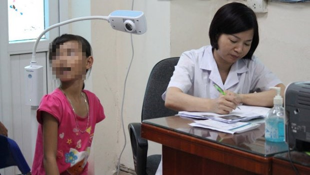 Rate of gastric disease in Vietnamese children growing hinh anh 1