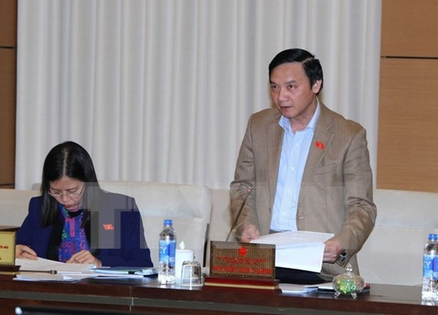 National Assembly discusses Denunciation Law changes hinh anh 1
