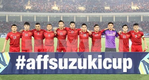 Vietnam still ranks at 136th place in FIFA ranking hinh anh 1