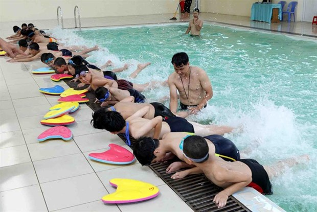 Schools to improve physical education hinh anh 1