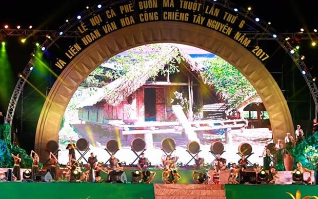 Dak Lak: Buon Ma Thuot coffee festival opens hinh anh 1