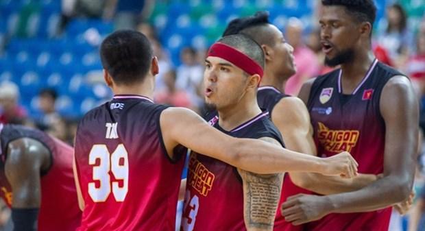 Saigon Heat to face Westports Dragons Malaysia hinh anh 1