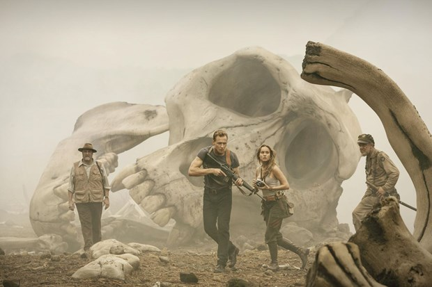Kong: Skull Island smashes Vietnam's box office of all time hinh anh 1