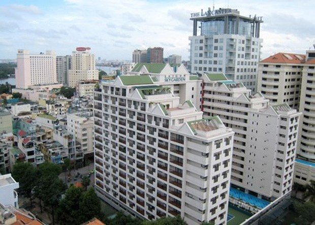 HCM City sees sharp increase in condo projects hinh anh 1