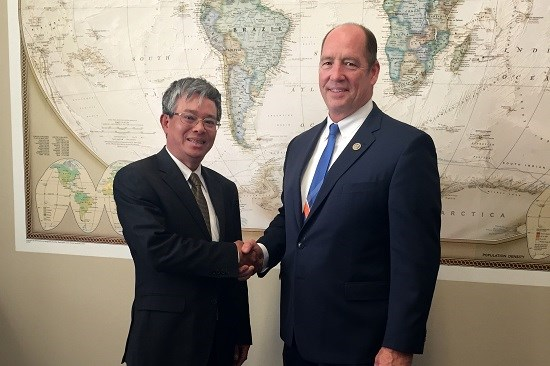 Ambassador: Vietnam continues to boost ties with US hinh anh 1