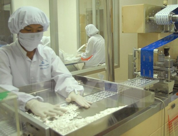 National pharmaceutical trading centre launched hinh anh 1