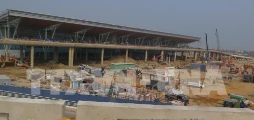 Da Nang airport int'l terminal prepares for trial operation hinh anh 1