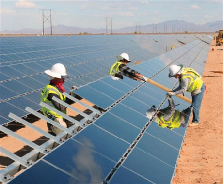 More solar power projects to be developed in Binh Phuoc hinh anh 1