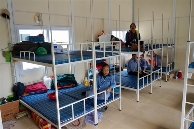 Low-cost hostel a big relief for cancer patients hinh anh 1