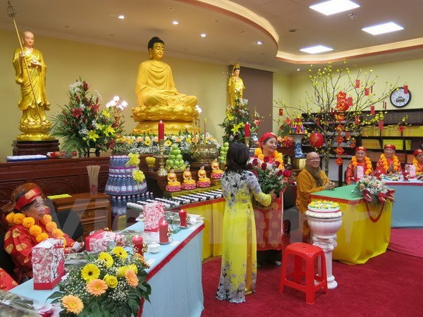 Vinh Phuc to host India Buddhism culture day hinh anh 1
