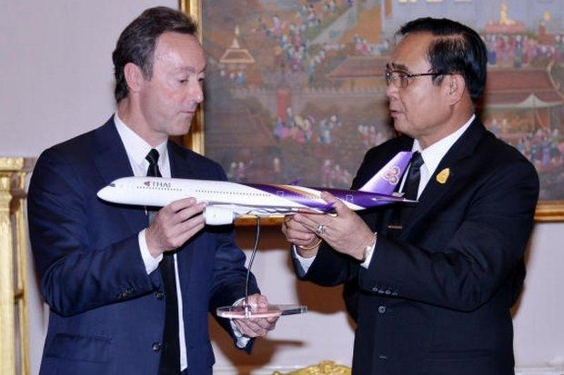 Thailand strives to become major aviation centre in Asia hinh anh 1