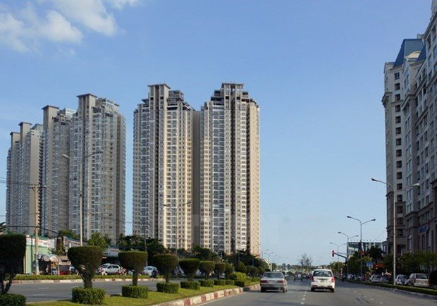 FDI poured into real estate on the rise hinh anh 1