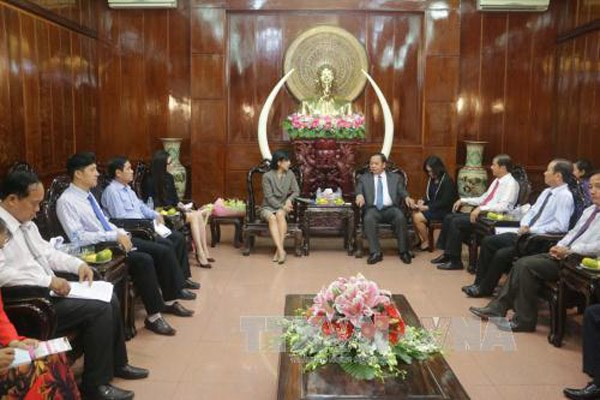 Can Tho wants to work with Canada in hi-tech agriculture hinh anh 1