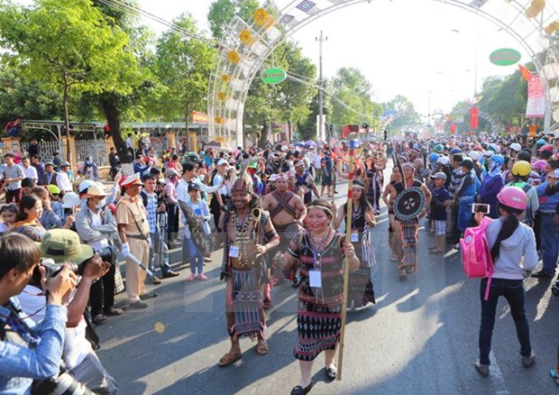 Buon Ma Thuot Coffee Festival concludes hinh anh 1